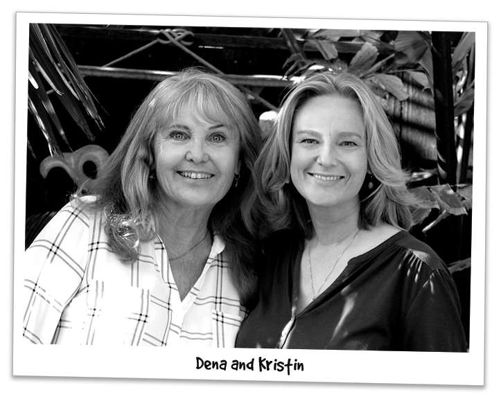 Dena and Kristin Authors of Unpuzzling Spirituality